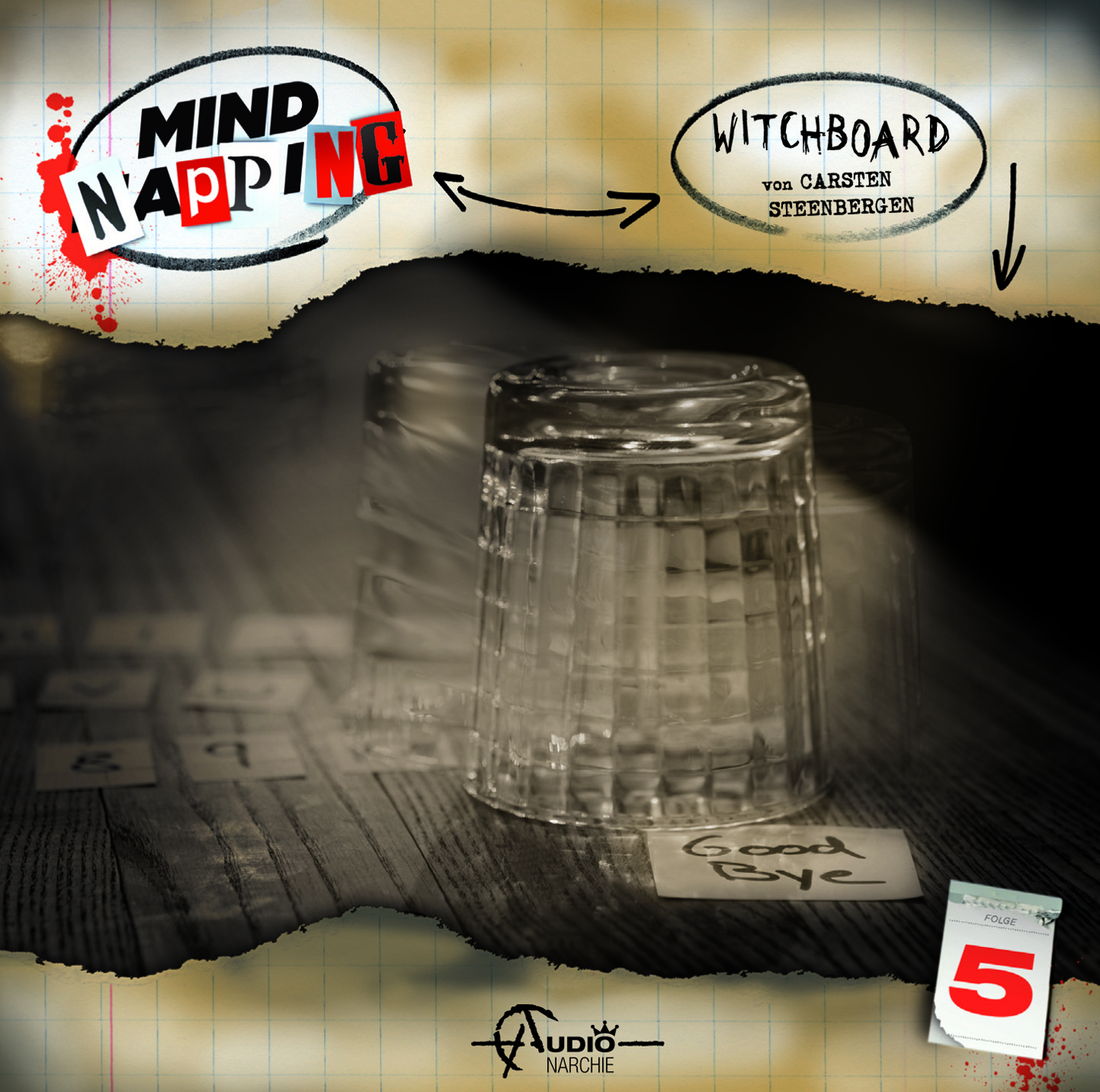Mindnapping (5) – Witchboard
