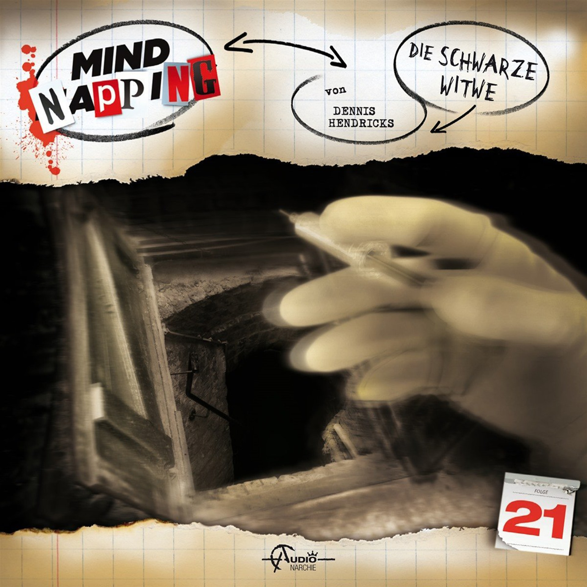 Mindnapping (21) – Die schwarze Witwe
