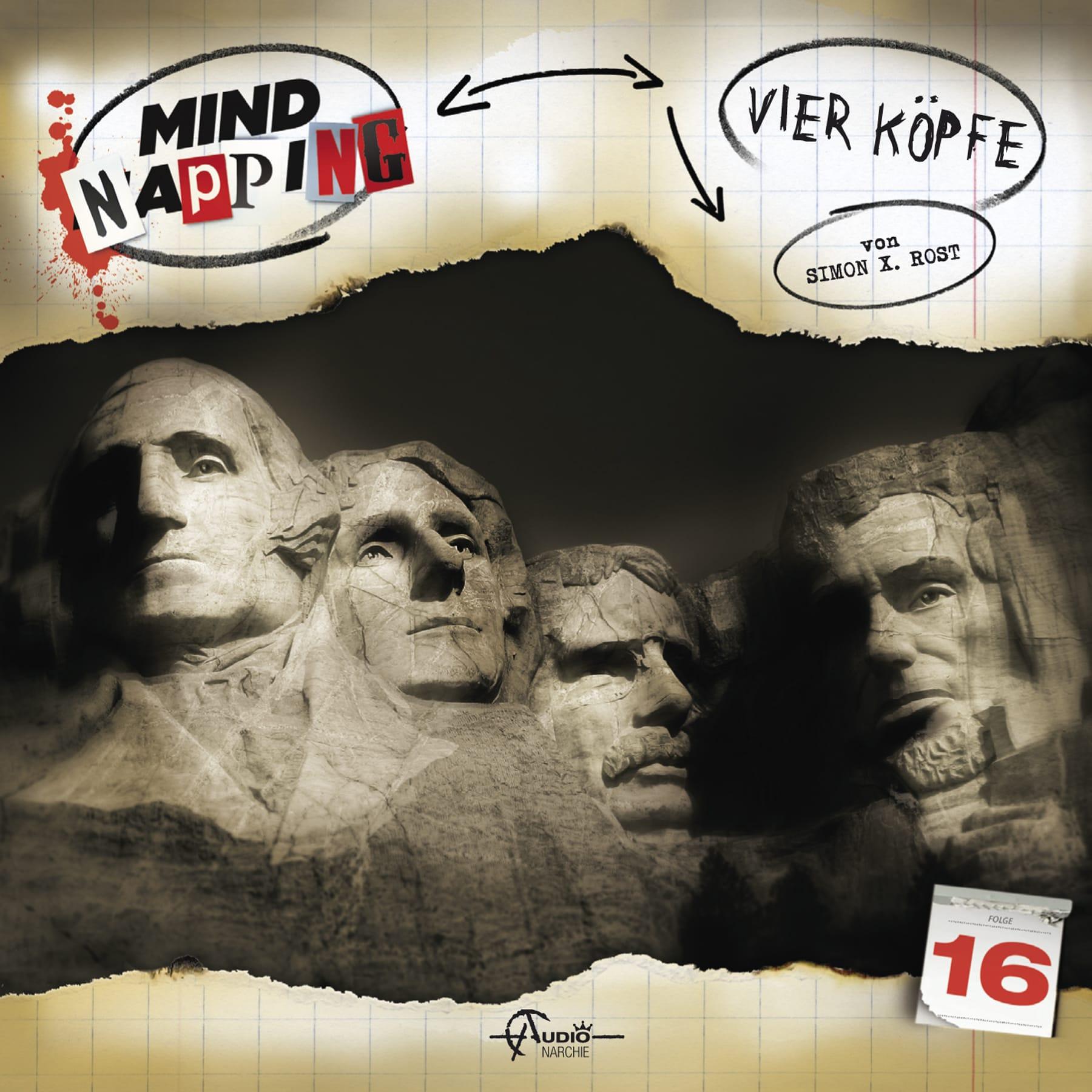 Mindnapping (16) – Vier Köpfe