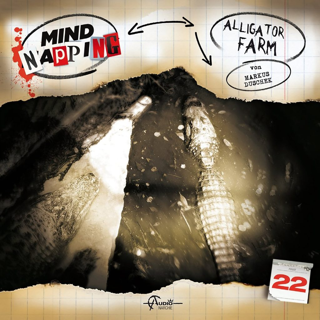 Mindnapping (22) – Alligator Farm