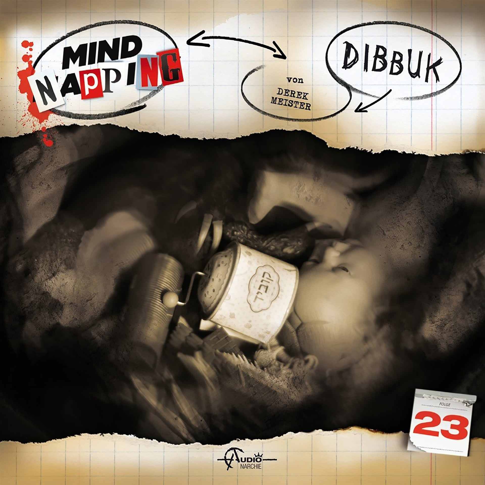 Cover zu MindNapping (23): Dibbuk